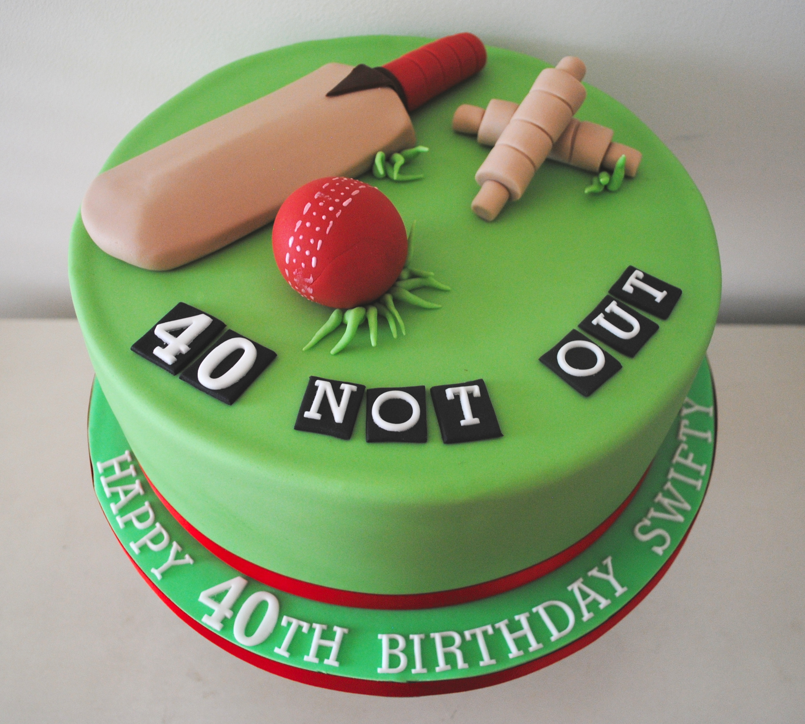Cricket Birthday Cake Images : Cupcakes Gallery Cupcakes London Miss Cupcakes