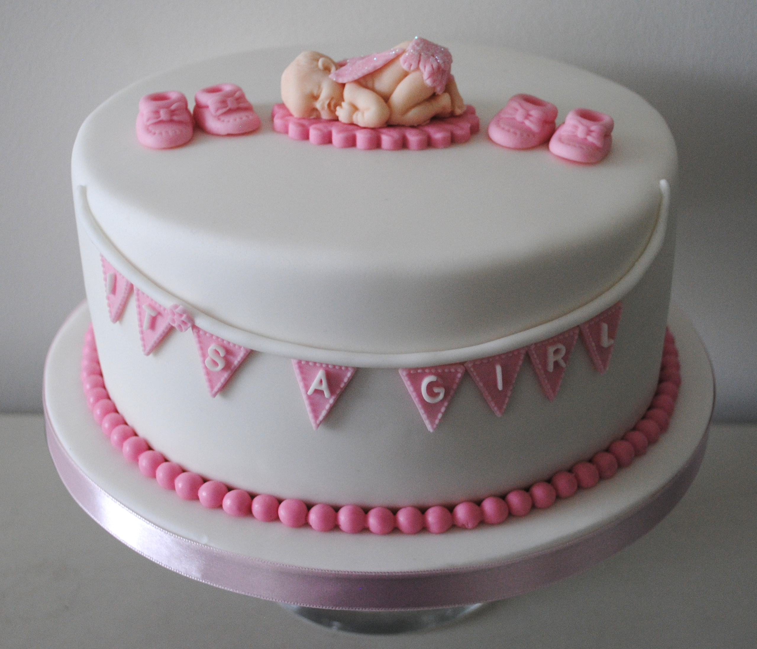 Baby Shower Cake Pictures For A Girl : Images tagged