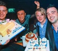 Liam one direction birthday cake