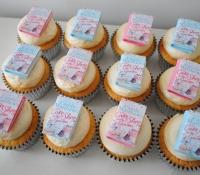 Carole Matthews The cake shop in the garden book launch