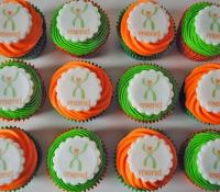 Logo corporate cupcakes