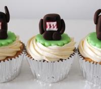 Domokun cupcakes