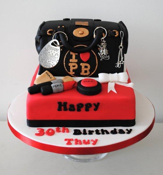 Novelty Birthday Cakes | Miss Cupcakes