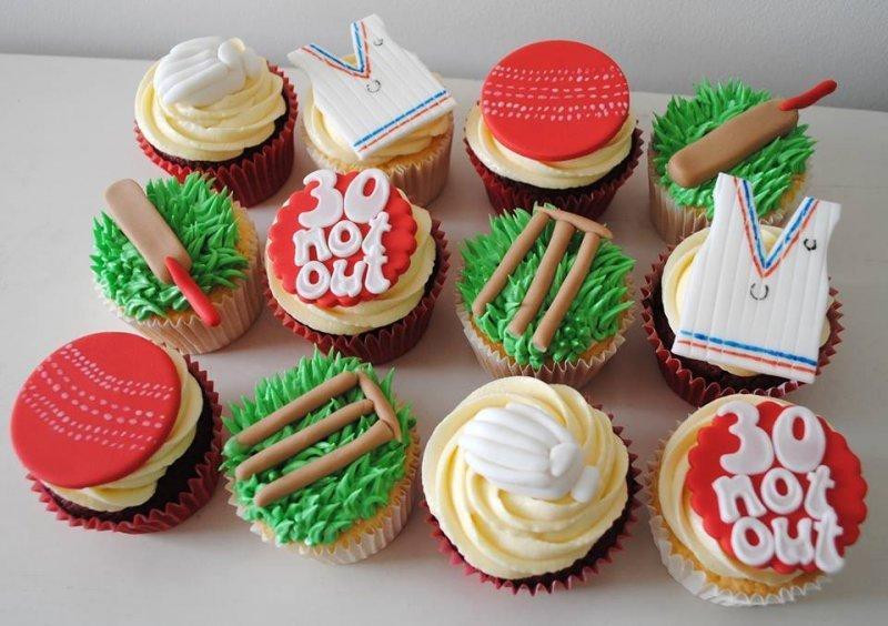 Birthday Cupcakes London  Buy Birthday Cupcakes Online  Miss ...