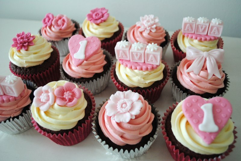 Birthday Cupcakes London Buy Birthday Cupcakes Online Miss Cupcakes