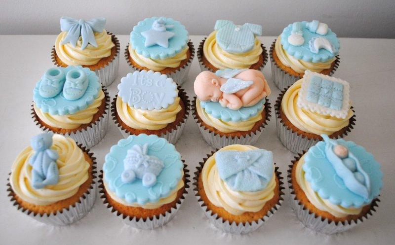 Baby Shower Cupcakes Ideas Uk : Christening Cupcakes Miss Cupcakes Miss Cupcakes