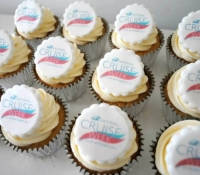 National Cruise Week corporate cupcakes
