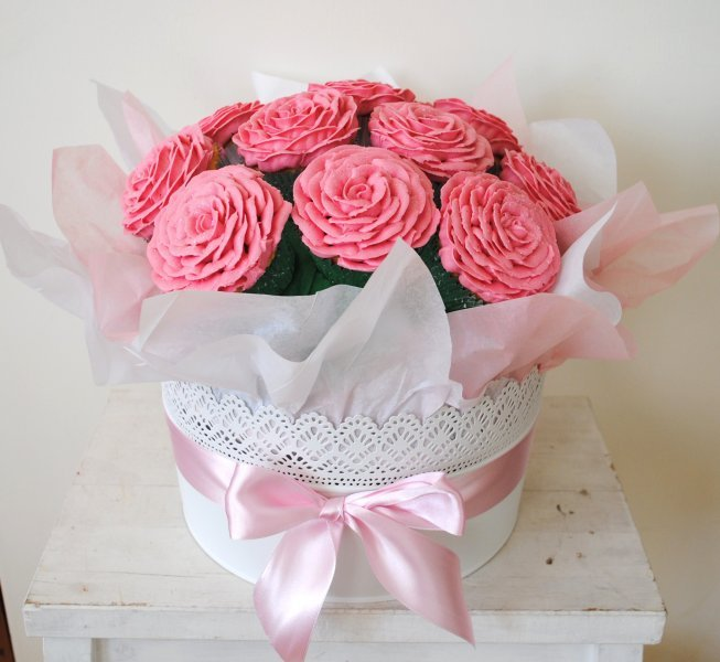 Cupcake Bouquets London | Miss Cupcakes | Miss Cupcakes