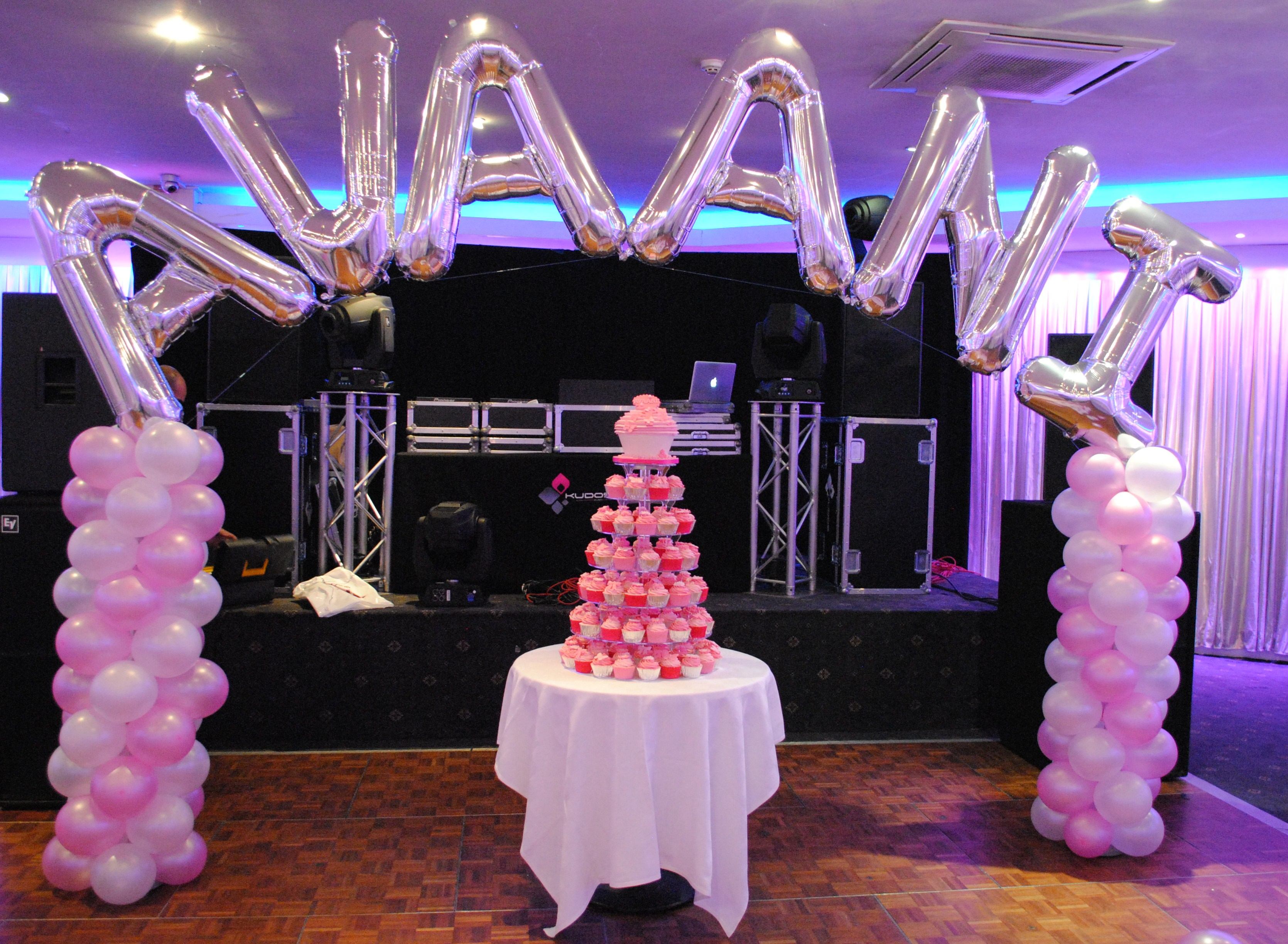1st birthday the biggest party of the year miss cupcakes for 21st birthday decoration