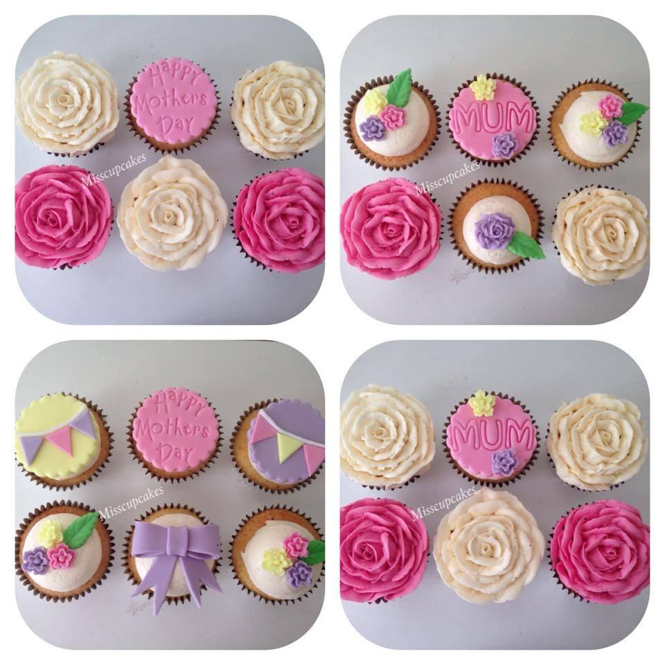 Mothers Day Cupcake Gift Ideas And Flower And Rose Cupcake Bouquets Miss Cupcakes