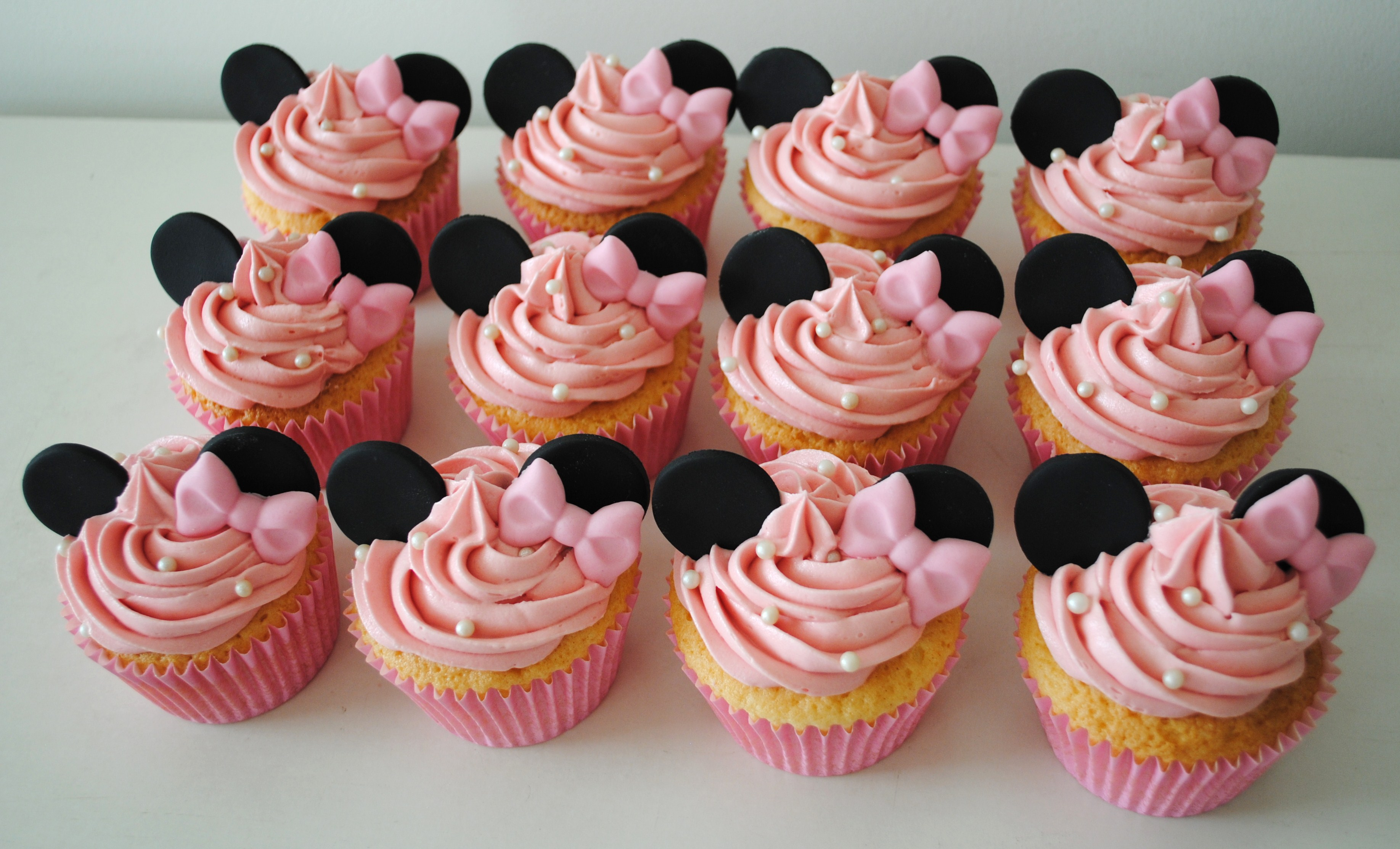 Miss Cupcakes 187 Blog Archive 187 Minnie Mouse Birthday