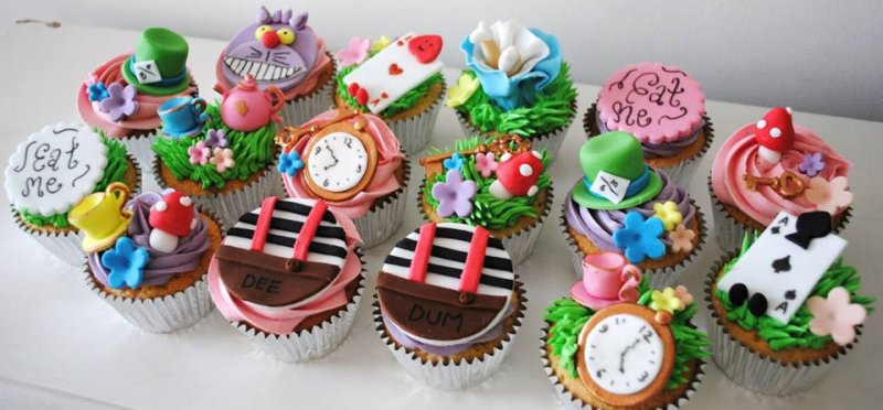 Birthday Cupcakes London Buy Birthday Cupcakes Online
