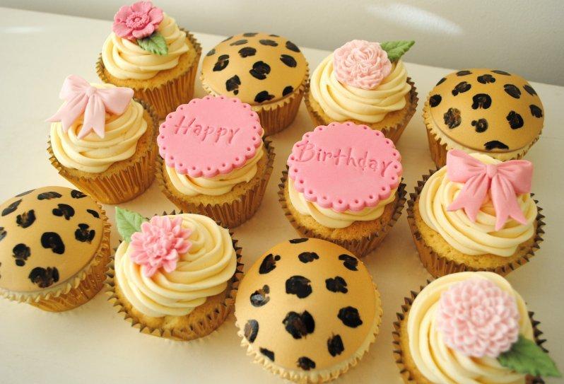 Birthday Cupcakes London