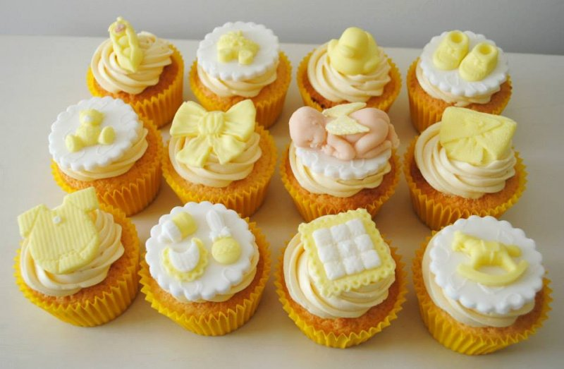 Christening Cupcakes | Miss Cupcakes | Miss Cupcakes  Christening Cup...