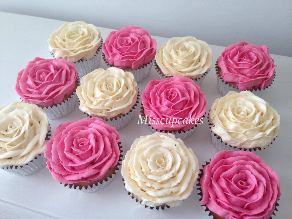 Miss Cupcakes Blog Archive Rose Flower Cupcake Gift Box