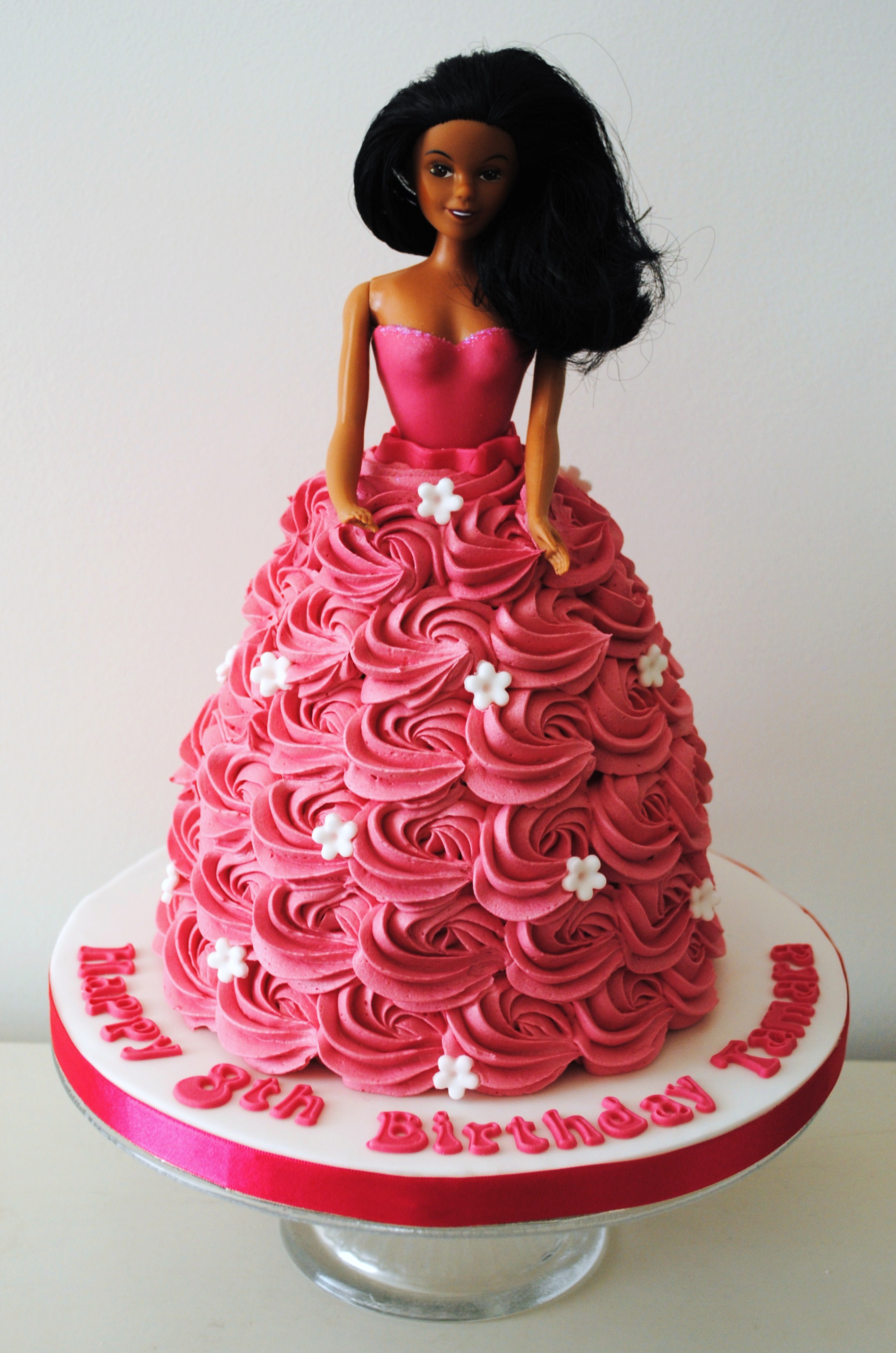 Miss Cupcakes 187 Blog Archive 187 Barbie Doll Birthday Cake